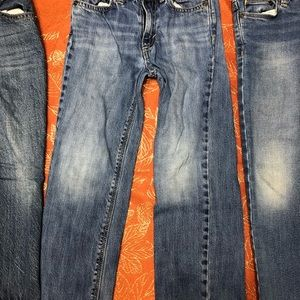 Old Navy Bottoms - 3 Pairs Boys Jeans